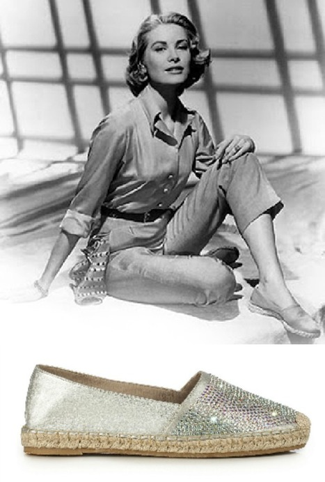 Back in the 60's with Le Silla: Espadrillas mania | Le Marche & Fashion | Scoop.it