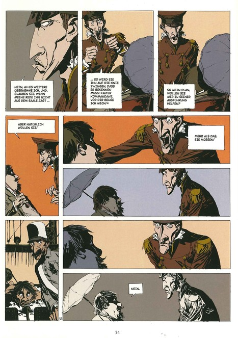 Werktreue im Kafka-Comic | Literaturcomic | German A-level & earlier: Literatur & Kunst | Scoop.it