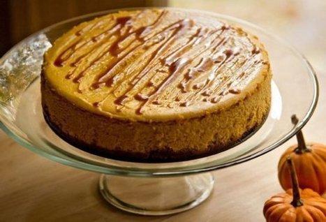 Dinner Tonight: Don't like pumpkin pie? Try this Caramel Pumpkin Cheesecake - Memphis Commercial Appeal   Cucurbitaceae   Scoop.it
