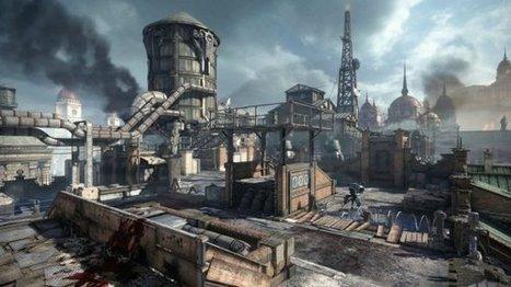 Gears of War Judgment   Best Video Games   Scoop.it