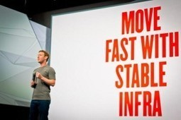 Facebook grows up: Do startups need to change their culture to ... | Organizational Transformation | Scoop.it