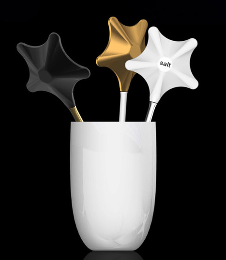 Magical Sapor -  Spice and Seasonings Holders by Arthur Xin (Se Xin)   Art, Design & Technology   Scoop.it