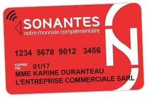 SONANTES: la monnaie complémentaire nantaise | Innovation sociale | Scoop.it