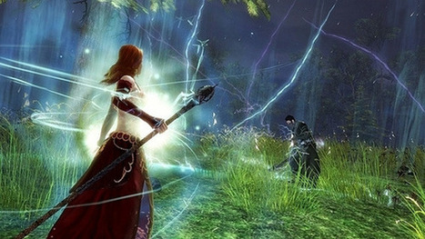 5 Reasons Why Guild Wars 2 Will Be A Revolutionary MMORPG | Online Gaming For The Win | Scoop.it
