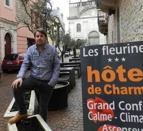 Villefranche-de-Rouergue. L'hôtel des Fleurines s'agrandit de dix chambres | L'info tourisme en Aveyron | Scoop.it