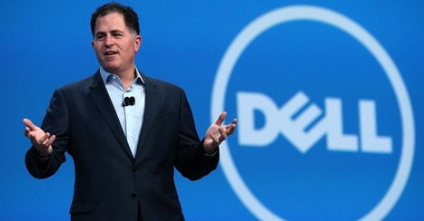 Dell Debuts First Ad as a Private Company   Finance News   Scoop.it