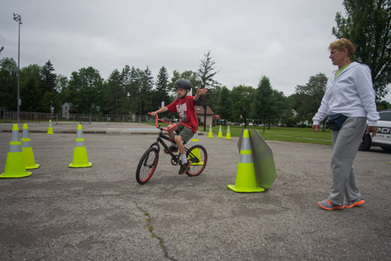 Photos: Bicycle safety course at Williams Park | Atlanta Trial Attorney  Road SafetyNews; | Scoop.it