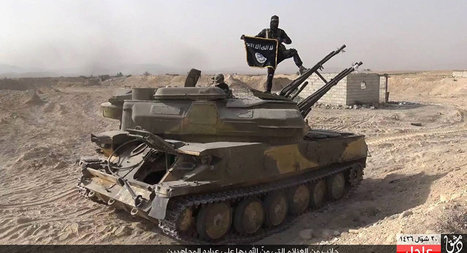 Saudi Arabia Declares Its Ground Forces Ready to Invade Syria | Global politics | Scoop.it