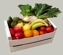 Cajas de fruta y verdura ecológica   Cistelles Ecològiques, Slow Food i Km0   Scoop.it