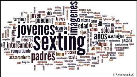 'Sexting': los adolescentes lo hacen, ¿y los tuyos?   Sexting adolescente   Scoop.it