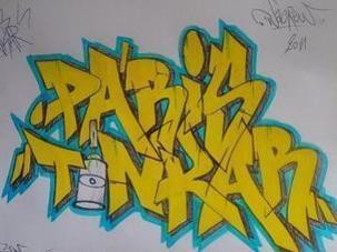 Paris Tonkar : le magazine des arts de rue   RespectMag   Les créations de Tarek   Scoop.it
