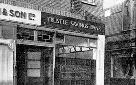 Returning TSB vows to be local bank benefiting local businesses  - Telegraph   CLSG Economics: Business Economics   Scoop.it