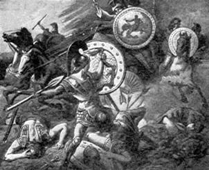 Ancient Greek Battles | EURICLEA | Scoop.it