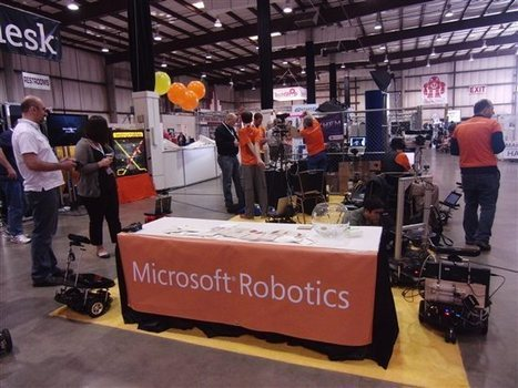 Announcing the Winners of the Microsoft Robotics @ Home Competition - Microsoft Robotics Blog - Site Home - MSDN Blogs | The Robot Times | Scoop.it