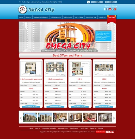 Flats, Apartments, Property for Sale in Chandigarh | Real Estate Developer | Scoop.it