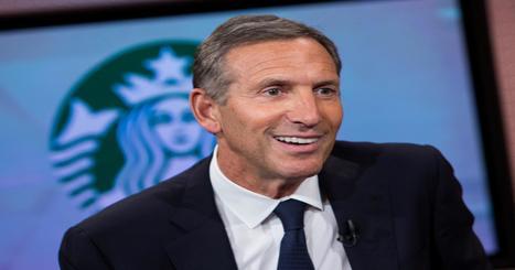 Starbucks' Howard Schultz: This is our prime 'growth driver' - CNBC.com | JIS Brunei: Business Studies Research:  Starbucks | Scoop.it