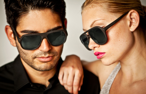 Protos Eyewear Protos Eyewear - 3-D Printed Sunglasses 3D Printed Sunglasses | 3D printing - Mashup | Scoop.it