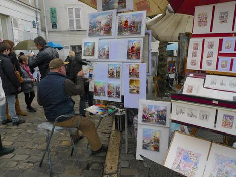 Place du Tertre - A Soundwalk | DESARTSONNANTS - CRÉATION SONORE ET ENVIRONNEMENT - ENVIRONMENTAL SOUND ART - PAYSAGES ET ECOLOGIE SONORE | Scoop.it