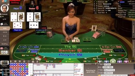 Complete tutorial to play live casino Malaysia - UCW88   tubep   Scoop.it