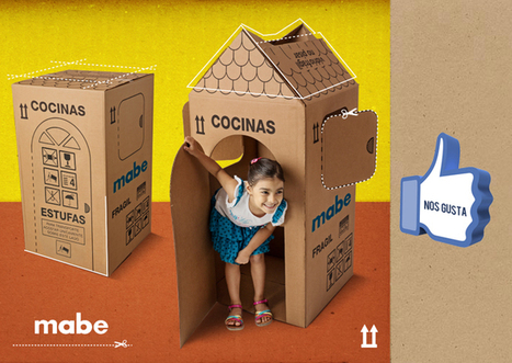Toy Box, reutiliza la caja de cartón de la nevera - Soy Carton Banks | Carton Banks | Scoop.it