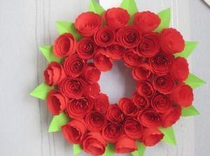 [Tuto #brico] Créer une #couronne de #fleurs en #papier pour votre dulcinée #DIY | DIY St Valentin | Scoop.it