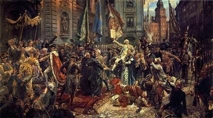CONSTITUTION DU 3 MAI 1791 - Fête Nationale en Pologne | Poland Pops! #MEETINGS & #INCENTIVES in #POLAND www.polandpops.com | Scoop.it