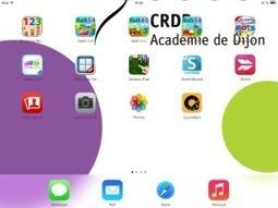 Expérimentation Tablettes en classe de MS-GS à Thorey-en-Plaine - Académie de Dijon | Actualités des TICE - IEN Chenôve | Scoop.it