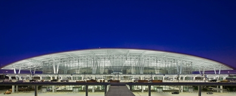 Come Fly Away: Airports That Take Architecture To New Heights | Architecture and Architectural Jobs | Scoop.it