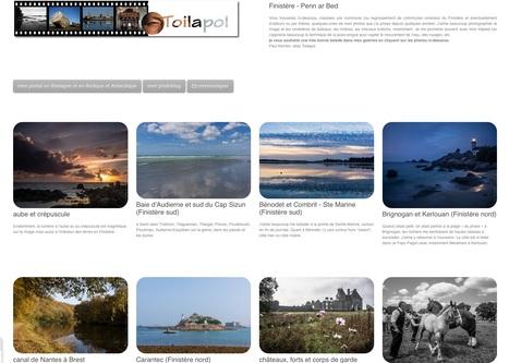 galeries photo en Finistère classées par communes ou thèmes #responsive #SpecialMobile | photo en Bretagne - Finistère | Scoop.it