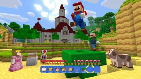 Nintendo Is Bringing Mario, Luigi and More to Minecraft | Avoid Internet Scams and ripoffs | Scoop.it
