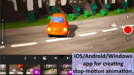 Stop Motion Studio | Education Technology - theory & practice | Scoop.it