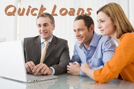 Things You Need To Know About Quick Loans | Quick Cash loans | Scoop.it