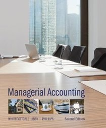 Test Bank For » Test Bank for Managerial Accounting, 2nd Edition : Whitecotton Download | Accounting Online Test Bank | Scoop.it