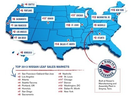 EV Car Market and Growth in the Southern US | The Energy Collective | Sustain Our Earth | Scoop.it