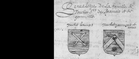 Généalogies orléanaises - Aurelia Bibliothèque Numérique d'Orléans | Nos Racines | Scoop.it