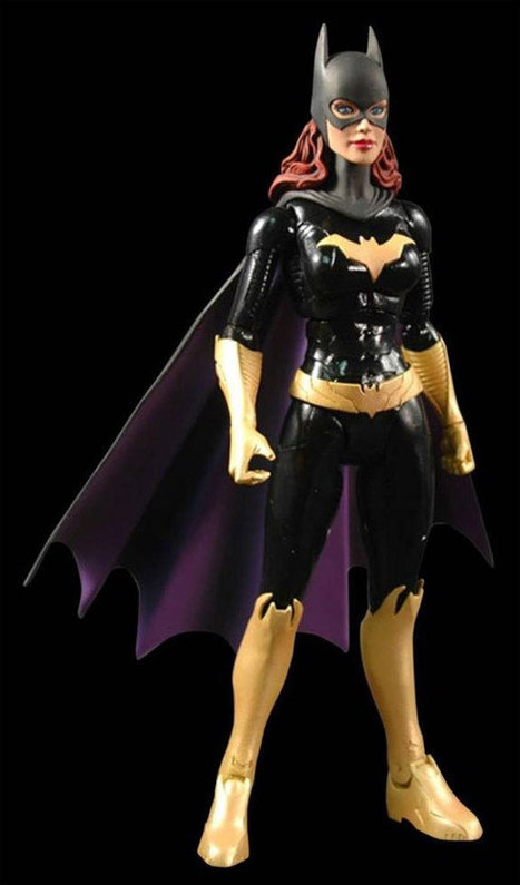 New 52 Designs Aplenty Surface In Mattel's DC Unlimited And Batman Unlimited Action Figure Lines | Comic Books | Scoop.it