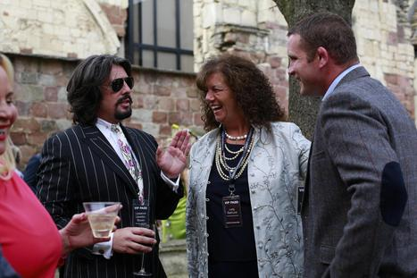 Stars rocked the Cotswolds at exclusive VIP bash | Rock the Cotswolds | Scoop.it