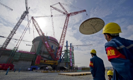 China warned over 'insane' plans for new nuclear power plants | Sustain Our Earth | Scoop.it