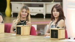 """SISTAR's Hyorin and Soyu Talk About Dating and Relationships on """"Witch Hunt"""" 