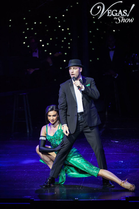 Tips for Dressing like VEGAS! The Show's Frank Sinatra! - V Theater Box Office | Vegas Show History | Scoop.it