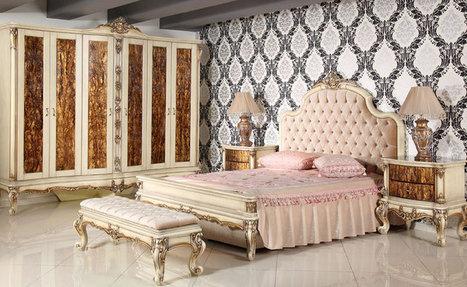 Yatak Odaları - Klasik Yatak Odası Dekorasyonu Modelleri | Yatak Odası Modelleri ve Takımları | Scoop.it