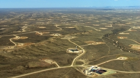 Fracking, Oil Shale Suck Water from Where its Most Needed | AP HUMAN GEOGRAPHY DIGITAL  STUDY: MIKE BUSARELLO | Scoop.it