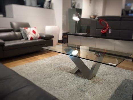 The Sheer Beauty of Glass Coffee Tables in Melbourne is Clear to See   Furniture Stores Victoria   Scoop.it