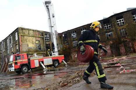 UK News: Asbestos fears as Rochdale factory is to be demolished   Asbestos and Mesothelioma World News   Scoop.it