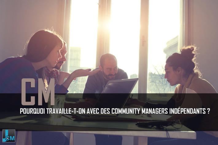Pourquoi travaille-t-on avec des community managers indépendants ? | Solutions locales | Scoop.it