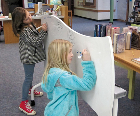Where the Magic Happens: library maker programs | The Maker Issue | School libraries for information literacy and learning! | Scoop.it