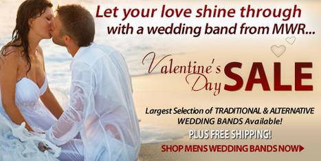 Mens Wedding Bands | Mens Wedding Rings | Mens Rings | Weddings & Wedding Planning | Scoop.it