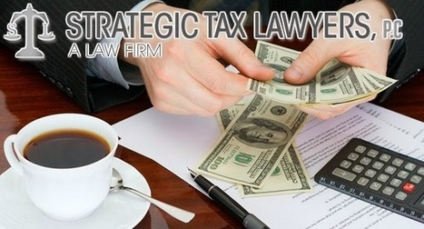 Tax Attorneys For The Best Tax Relief and Solutions   Law Tips to Eliminate Tax Problem   Scoop.it