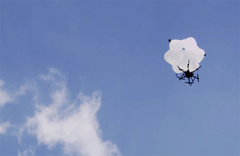Drone Stuff: Parachutes, Politics, and No-Fly Zones - IEEE Spectrum | Drone | Scoop.it