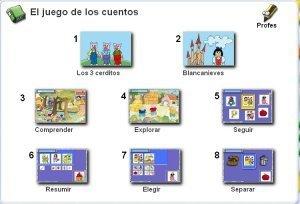 El juego de los Cuentos | Español para los más pequeños | Scoop.it